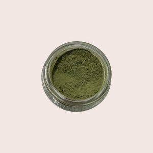 green clay spirulina tighting