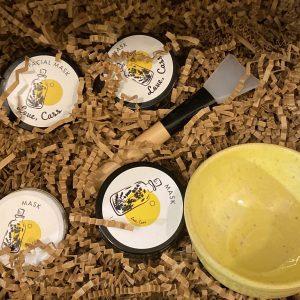 mask set ceramics weekly routine