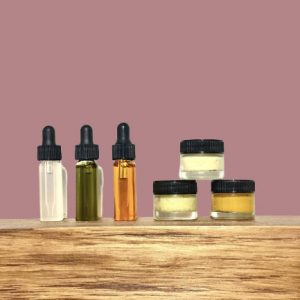 non-toxic skincare products gift set